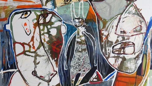 Alexandra Delya & Matthieu Mary -espace-carte-blanche-galerie d'art Marseille