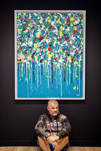 Guillaume Singer - exposition à l'Espace Carte Blanche - Marseille